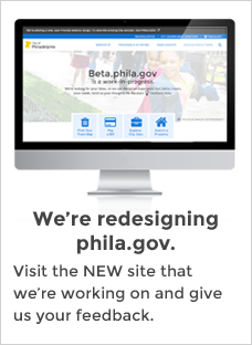 Visit beta.phila.gov